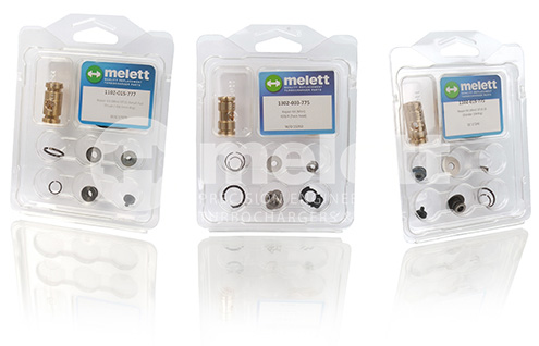 Melett Repair Kits - turbo kits