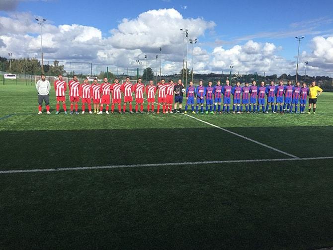 Melett Charity Football Match for Mind