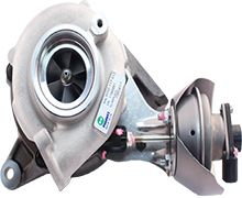 GTA1749V Turbocharger