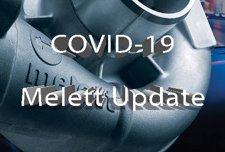 COVID-19 Melett Update