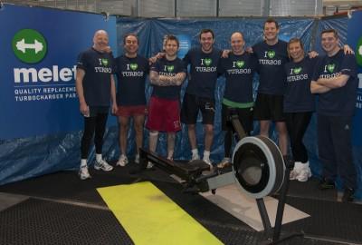 Melett Marvels - Row challenge complete