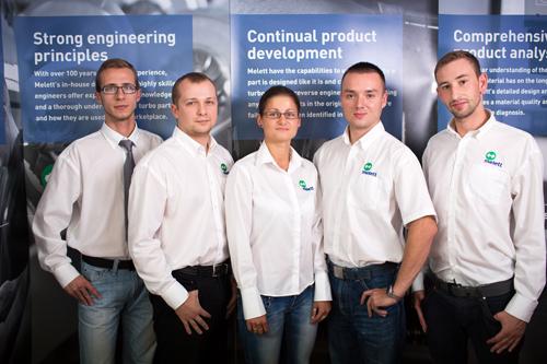 Meet the Melett Polska team