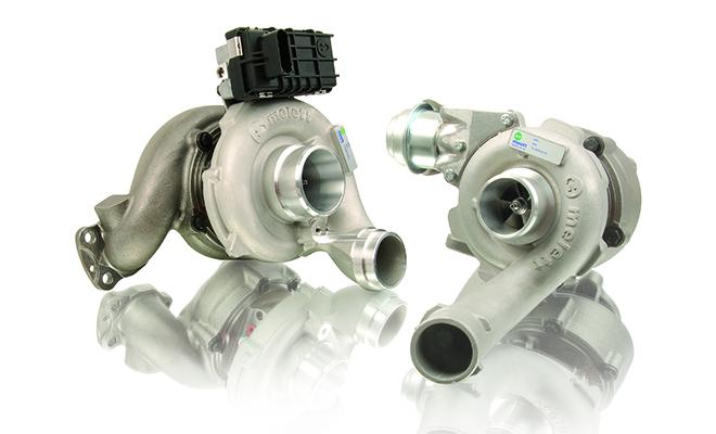Melett turbochargers - precision engineered