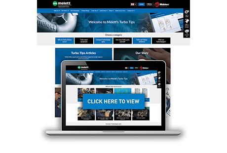 Melett web turbo tips
