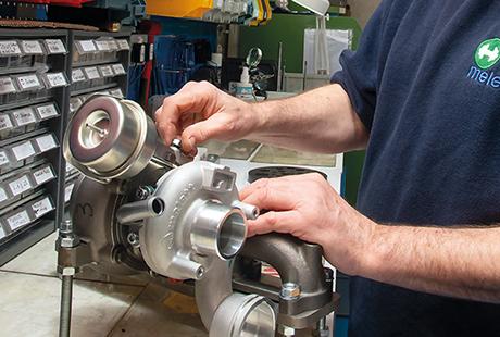Melett quality turbochargers