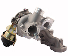 BM70B Turbocharger